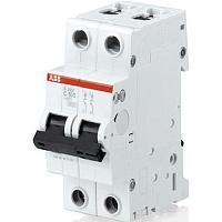 Модульный автоматический выключатель S202 C80 ABB (АВВ)