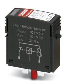 2800623 Штекерный модуль для защиты от перенапряжений, тип 2 VAL-MS 600DC-PV-ST Phoenix Contact (Феникс Контакт) Промышленное оборудование
