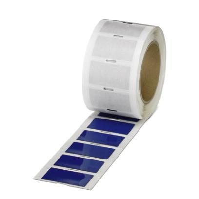 0804275 Пластиковая табличка EMLP (60X30)R BU