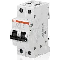 S202M B6UC ABB (АББ) Модульный автоматический выключатель