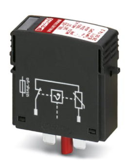 2800743 Штекерный модуль для защиты от перенапряжений, тип 2 VAL-US 480 ST Phoenix Contact (Феникс Контакт) Промышленное оборудование