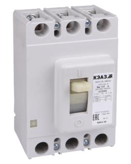 Выключатель нагрузки ВА04-36-300010-250А-690AC/440DC-УХЛ3-КЭАЗ КЭАЗ (KEAZ) 146865