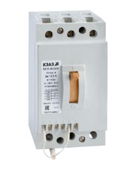 Выключатель автоматический ВА13-29-3318-63А-12Iн-690AC-НР400AC-У3-КЭАЗ КЭАЗ (KEAZ) 108073