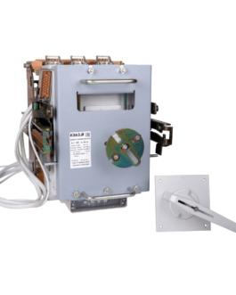 Выключатель автоматический ВА55-41-341150-1000А-690AC-УХЛ3-КЭАЗ КЭАЗ (KEAZ) 108288