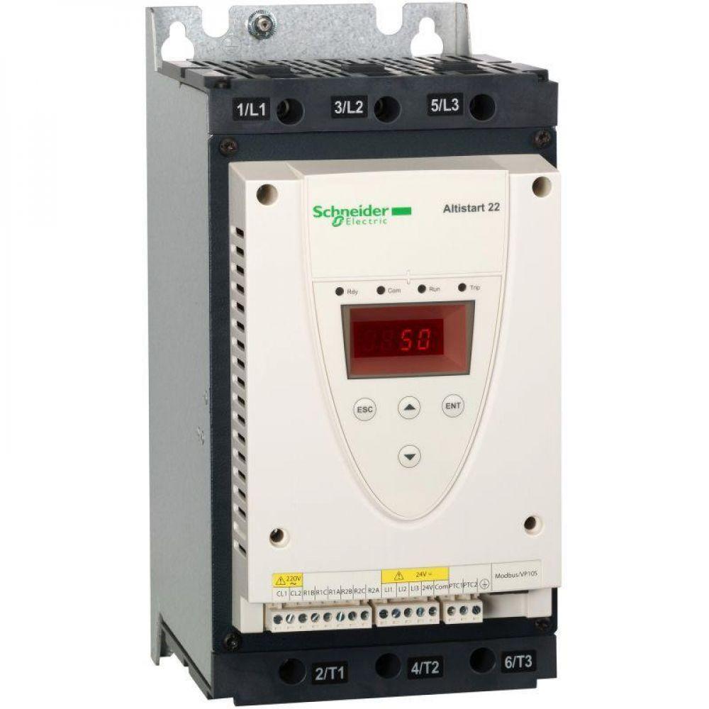 Устройство плавного пуска для нерегулируемых асинхронных электроприводов на полностью управляемых силовых полупроводниковых приборах