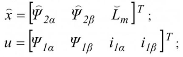 Определение параметров и переменных состояния асинхронных электродвигателей в процессе их работы на основе поискового алгоритма оценивания 14