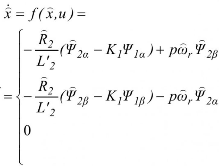 Определение параметров и переменных состояния асинхронных электродвигателей в процессе их работы на основе поискового алгоритма оценивания 15