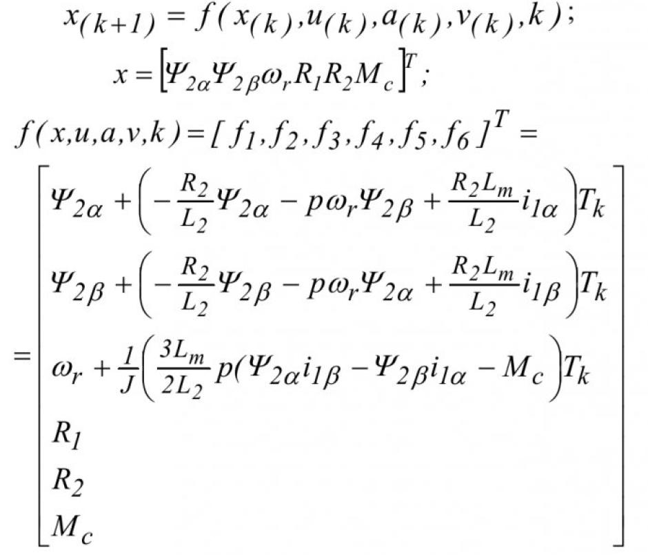 Функциональное диагностирование и прогнозирование состояния асинхронных электродвигателей горных машин на основе их динамической идентификации 2