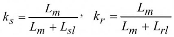 Динамическая идентификация асинхронных электродвигателей с учетом значимости параметров 2