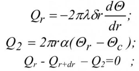 Расчет тепловых режимов силовых полупроводниковых приборов во взрывозащищенном электрооборудовании 3