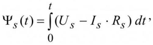 Динамическая идентификация асинхронных электродвигателей с учетом значимости параметров 4
