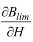 Динамическая модель гистерезиса в электромагнитных системах 4