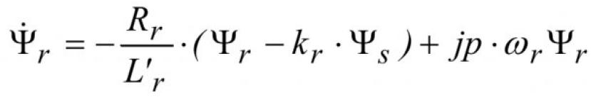 Динамическая идентификация асинхронных электродвигателей с учетом значимости параметров 5