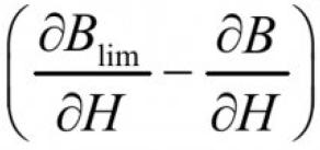 Динамическая модель гистерезиса в электромагнитных системах 5