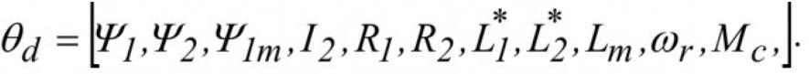 Функциональное диагностирование и прогнозирование состояния асинхронных электродвигателей горных машин на основе их динамической идентификации 5