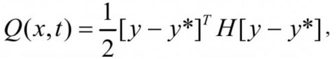 Формирование алгоритма управления плавным пуском асинхронного электродвигателя на основе метода скоростного градиента 6