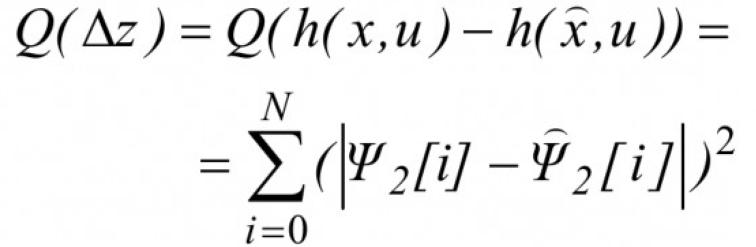 Определение параметров и переменных состояния асинхронных электродвигателей в процессе их работы на основе поискового алгоритма оценивания 9