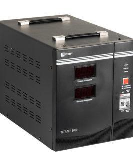 stab-f-8000 EKF Стабилизатор напряжения напольный TITAN F-8000 EKF PROxima