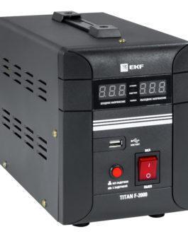 stab-f-2000 EKF Стабилизатор напряжения напольный TITAN F-2000 EKF PROxima