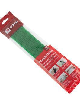 plc-fs-gr EKF (ЕКФ) Хомут гибкий (20 шт.) зеленый FlexSTRAP EKF
