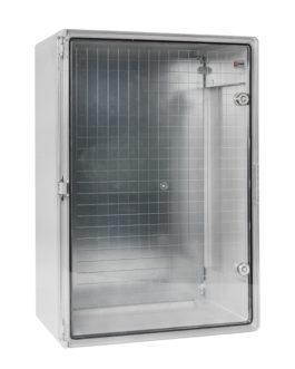 PBT65MP008 EKF (ЕКФ) Щит пластиковый с монтажной платой прозр. дверь 600х400х200 мм IP65 EKF PROxima