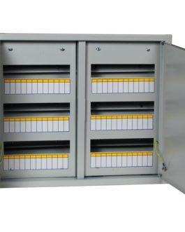 mb11-90 EKF (ЕКФ) Щит распред. встраиваемый ЩРВ-90 двухдверный (520х720х120) IP31 EKF PROxima