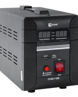 stab-f-1500 EKF Стабилизатор напряжения напольный TITAN F-1500 EKF PROxima