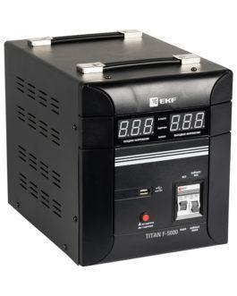 stab-f-5000 EKF Стабилизатор напряжения напольный TITAN F-5000 EKF PROxima