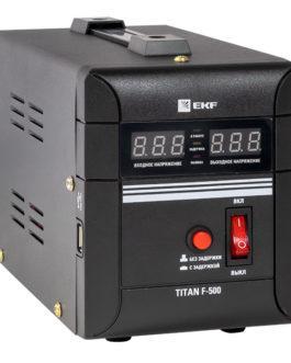 stab-f-500 EKF Стабилизатор напряжения напольный TITAN F-500 EKF PROxima