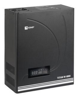 stab-w-8000 EKF Стабилизатор напряжения настенный TITAN W-8000 EKF PROxima