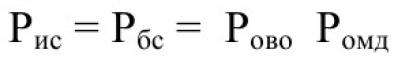 Метод определения вероятности опасного состояния рудничного взрывозащищенного электрооборудования 1