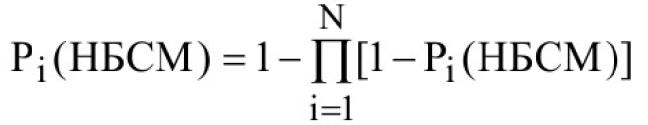 Метод определения вероятности опасного состояния рудничного взрывозащищенного электрооборудования 10