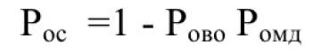 Метод определения вероятности опасного состояния рудничного взрывозащищенного электрооборудования 2