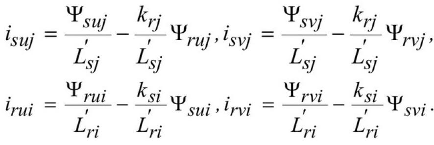 Управление электромагнитными моментами параллельно работающих асинхронных электродвигателей от одного инвертора 3
