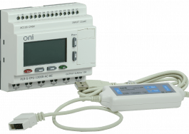 PLR-S-STK-1206R-AC-BE ONI Логическое реле PLR-S. Стартовый набор 220В AC ONI
