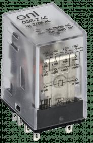 OGR-2-4C-AC220V ONI Реле общего назначения OGR-2 4C 220В AC ONI