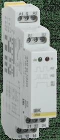 ORM-02-AC230 IEK ( ИЭК ) Реле импульсное ORM 2 контакта 230В AC IEK