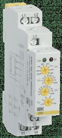 ORF-05-220-460VAC IEK ( ИЭК ) Реле контроля фаз ORF 05 3 фазы 220-460В AC IEK