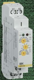 ORV-02-A220 IEK ( ИЭК ) Реле контроля напряжения ORV 1 фаза 220В AC IEK
