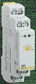 ORL-01-ACDC24-240V IEK ( ИЭК ) Реле контроля уровня ORL-01 24-240В AC/DC IEK