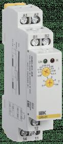 ORI-01-05 IEK ( ИЭК ) Реле контроля тока ORI 0,05-0,5А 24-240В AC/24В DC IEK