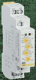 ORF-06-220-460VAC IEK ( ИЭК ) Реле контроля фаз ORF 06 3 фазы 220-460В AC IEK