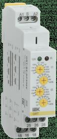 ORT-S2-AC230V IEK ( ИЭК ) Реле циклическое ORT 2 контакта 230В AС IEK