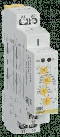 ORV-01-A220 IEK ( ИЭК ) Реле контроля напряжения ORV 1 фаза 220В AC IEK