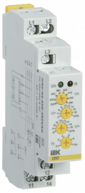 ORF-04-220-460VAC IEK ( ИЭК ) Реле контроля фаз ORF 04 3 фазы 220-460В AC IEK