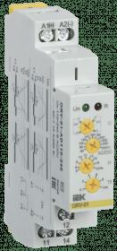 ORV-01-AD110-240 IEK ( ИЭК ) Реле контроля напряжения ORV 1 фаза 110-240В AC/DC IEK