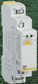 ORF-08-220-460VAC IEK ( ИЭК ) Реле контроля фаз ORF 08 3 фазы 220-460В AC IEK