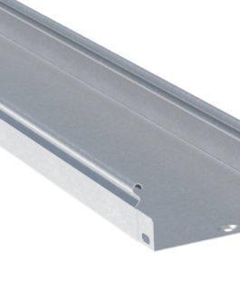 L3515000 EKF (ЕКФ) Лоток неперфорированный металлический 35х150х3000-0,7мм (24м) EKF