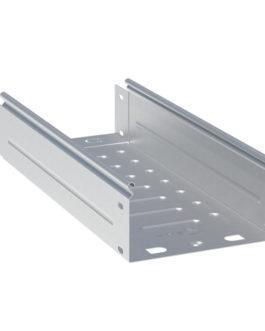 L10060000 EKF (ЕКФ) Лоток неперфорированный металлический 100х600х3000-1,0мм (6м) EKF