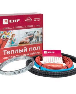 nk-900 EKF (ЕКФ) Теплый пол (нагревательный кабель) 900Вт 64 м 6,0 м2 EKF